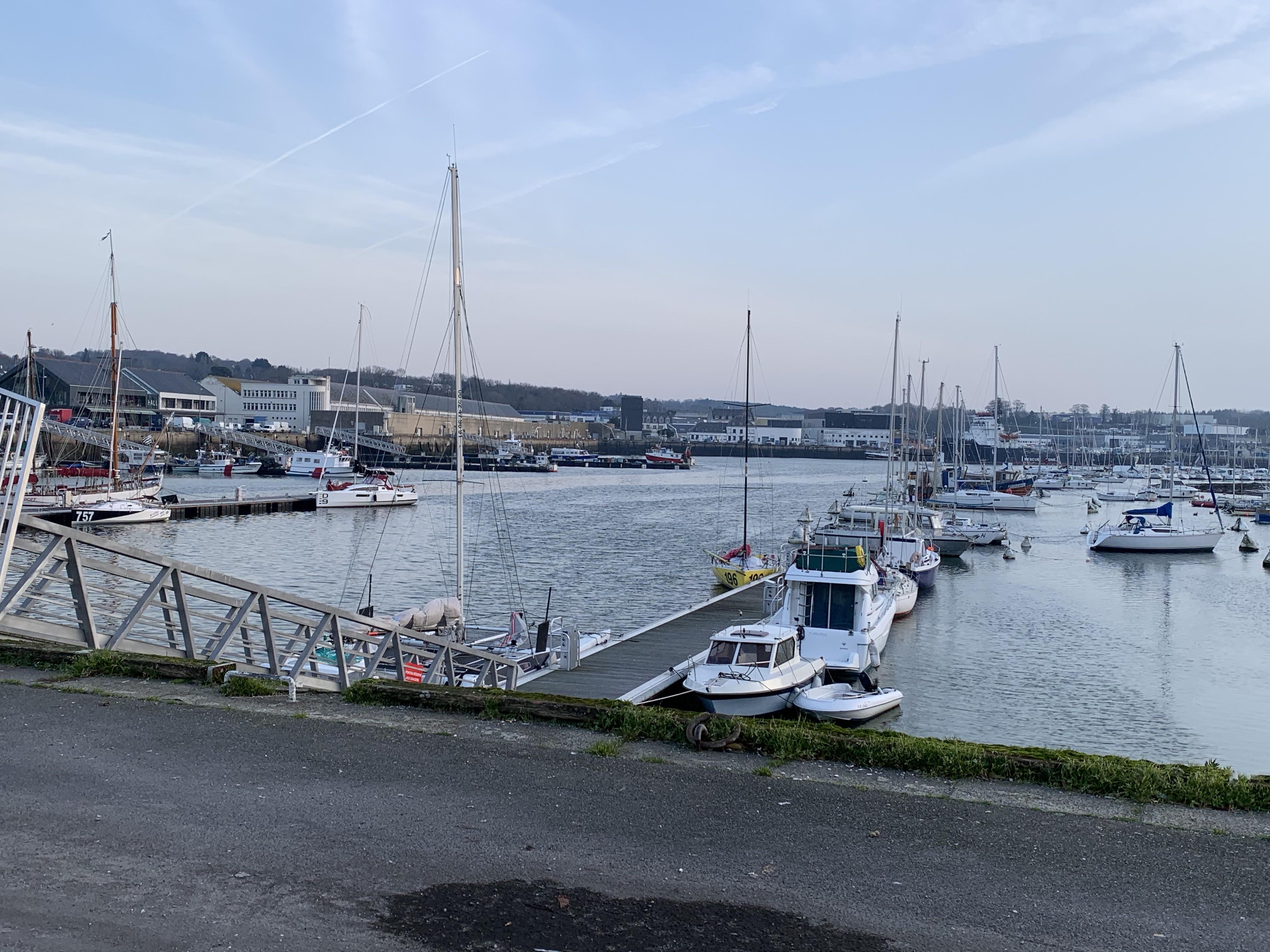 le port de Concarneau